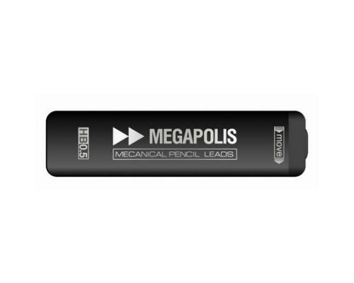 Грифели для карандаша ErichKrause Megapolis 0.5 мм