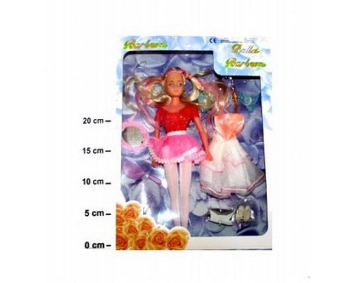 Кукла Балерина Барбара с аксессуарами 3201BF