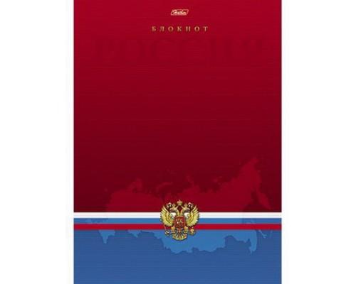 Бизнес-блокнот А4 80 листов Россия