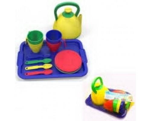 Кухонный набор №1 14 предметов в пакете Т3251