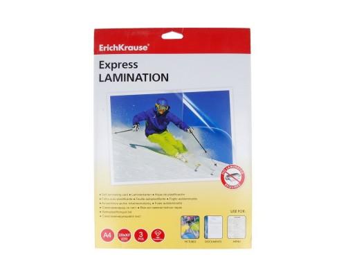 Экспресс ламинация пленка(229x292мм) 3 штуки для формата Letter size (216x280мм)