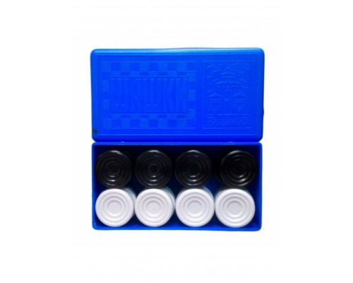 Шашки (цветная коробка) 0014