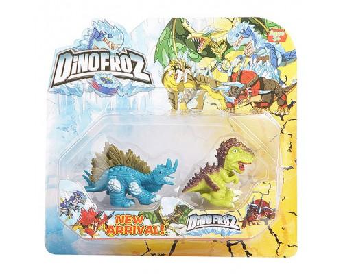 Набор динозавров 2 шт Dinofroz ассорти 61499