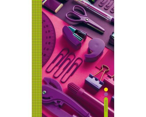 Книга для записей А4 120 листов Книжная коллекция