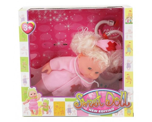 Кукла Sweet Doll, 26*27*8,5см,Box,6608ABC